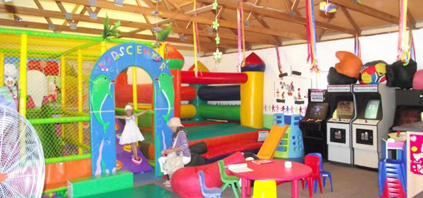 Wonderland Indoor Playing Area