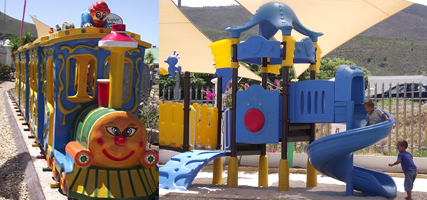 wonderland kids play area